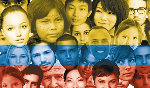 Inician acciones psicosociales en Colombia