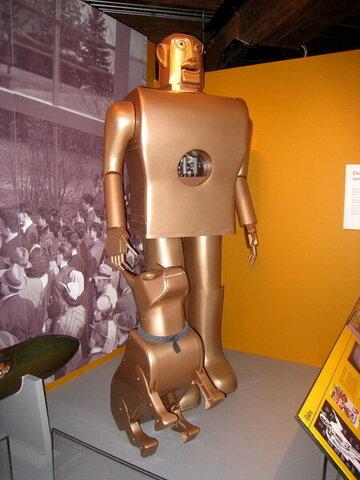 El primer robot de la historia