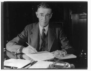 Vannevar Bush (1890 - 1974 )