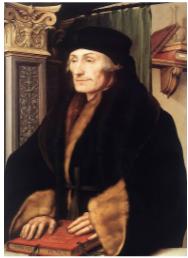 Erasmo de Rotterdam (1469-1536)