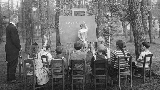 Escuelas al Aire Libre