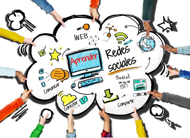 Se empieza a utilizar el ambiente virtual por medio de redes sociales y plataformas.