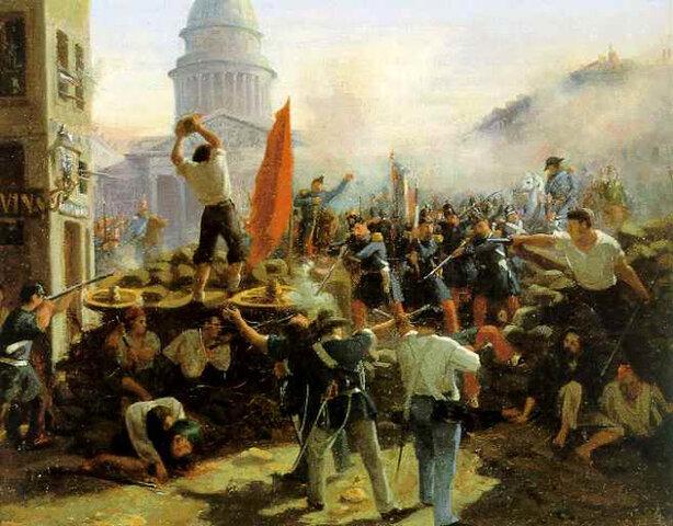 7. Les revolucions liberals de primera meitat del segle XIX.