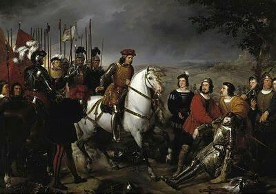 estalla la Guerra de Nápoles entre España y Francia por el control del Reino de Nápoles.