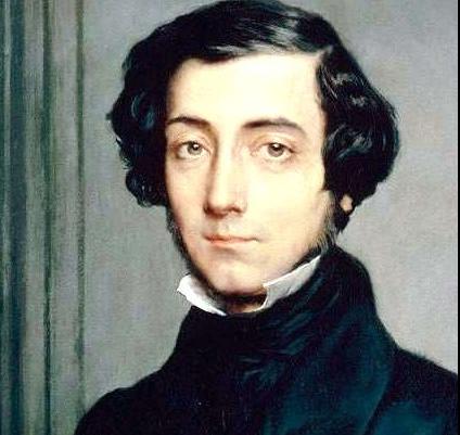 Alexis de Tocqueville 1835