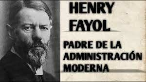 Henry Fayol/ Desarrollo la teoría clásica de la Administración