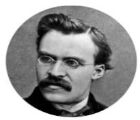 Friedrich Wilhelm Nietzsche 1844