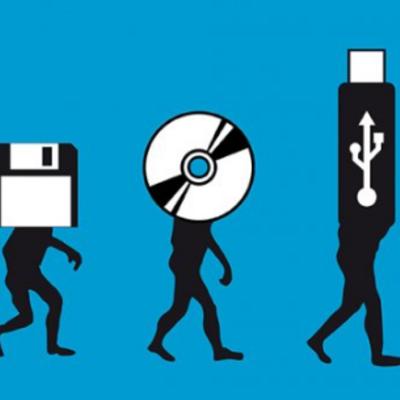 Evolución de las TIC en el Ámbito Educativo timeline