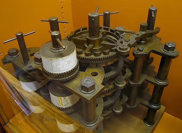 Maquina Analítica- Se considera que la máquina analítica de Charles Babbage fue la primera computadora del mundo