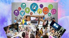 Línea del tiempo de la tecnología en la educación timeline