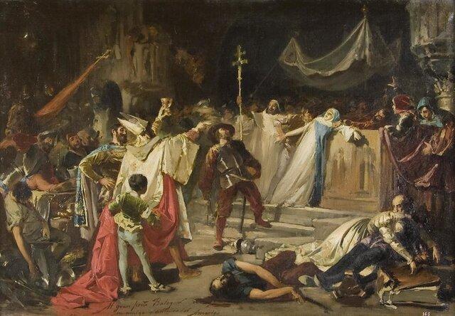 se produce el Saqueo de Roma por tropas del emperador Carlos V.