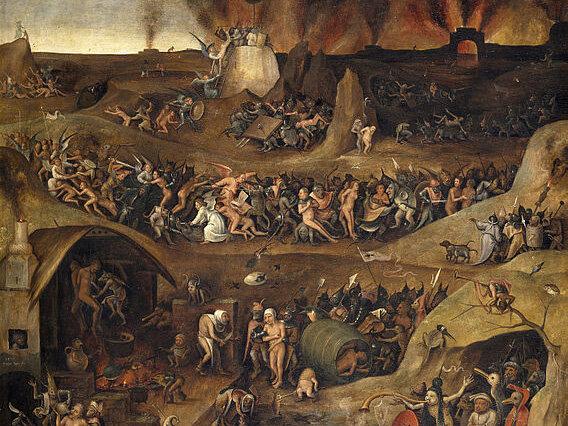 Viatge a l'infern d'en Pere Porter