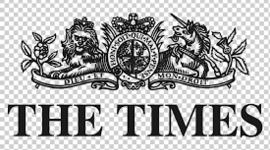 """История газеты """"The Times"""" в 20 веке  timeline"""