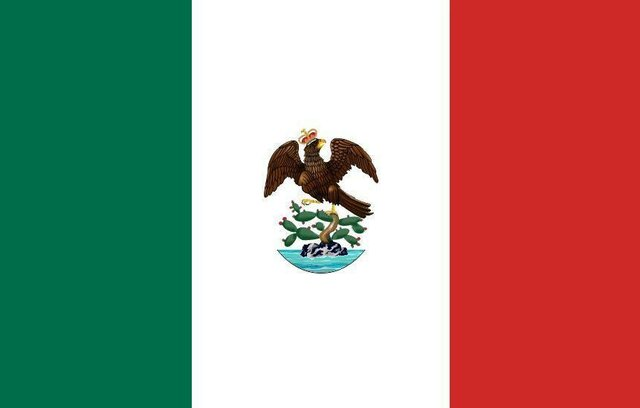 Bandera del Imperio.
