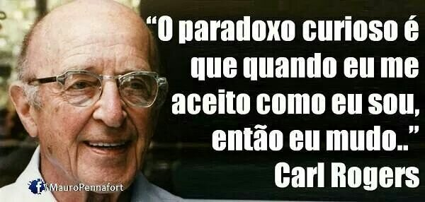 Morre Carl Rogers