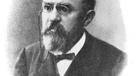 Henri Poincaré (1854 - 1912) timeline