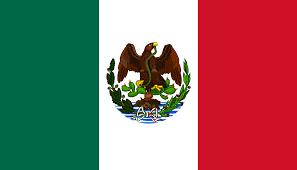 Bandera de Porfirio Diaz.