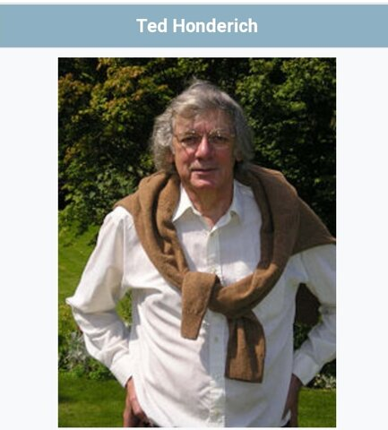 Ted Honderich