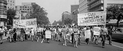 Movimientos por la liberación de la mujer