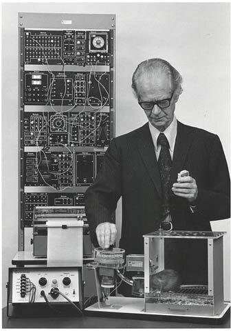Las Máquinas de Skinner