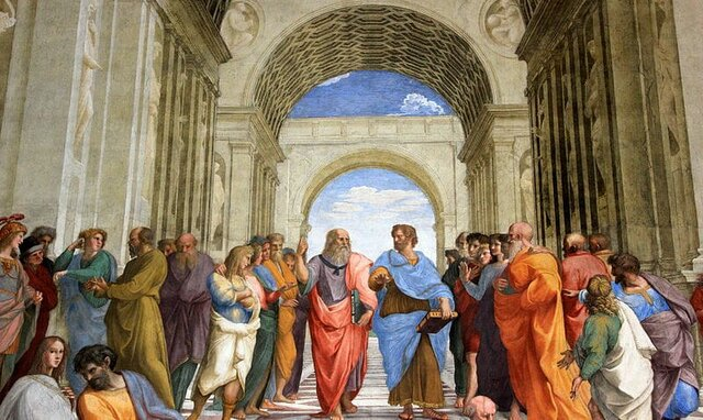 Filosofía antigua ( VI a.C.- IV )