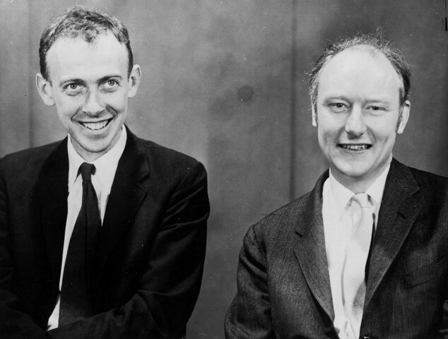 The first model of DNA Watson and Crick