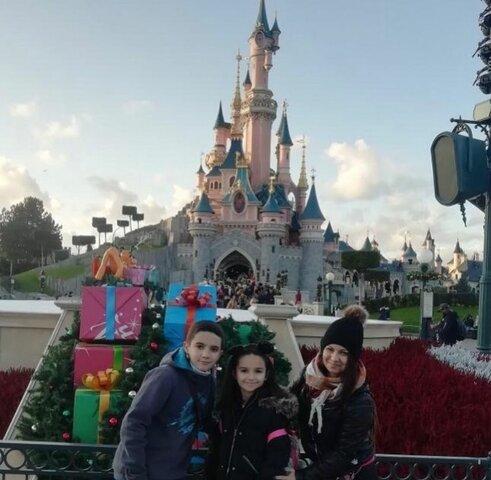 vaig anar a disneyland París