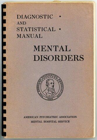 Primera edición del manual de publicación APA