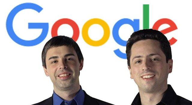 GOOGLE Fundadores. Larry Page y Serguéi Brin