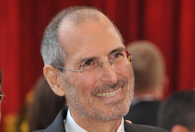 Steve Paul Jobs (1995 - 2011)