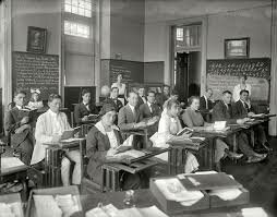 1910: Secondary School Movement