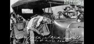 Muerte de Pancho Villa ( Doroteo Arango )