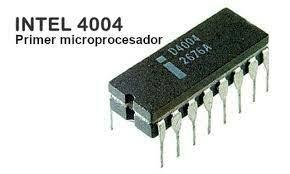 microprocesador denominado 4004