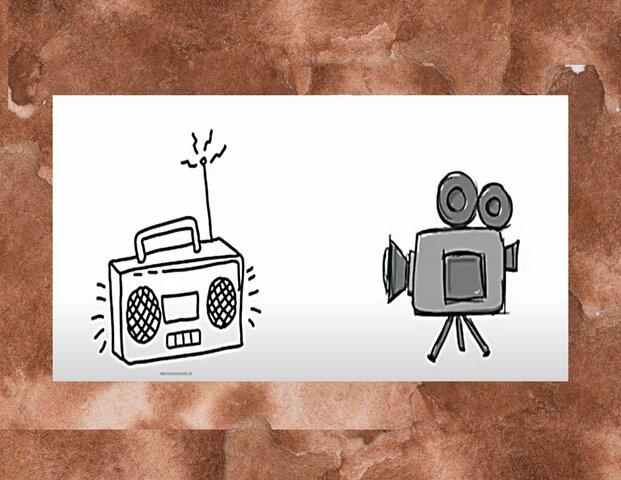 Uso de recursos audiovisuales