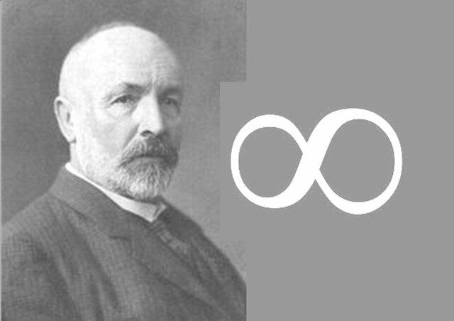 Georg Ferdinand Ludwig Philipp Cantor (1845-1918)