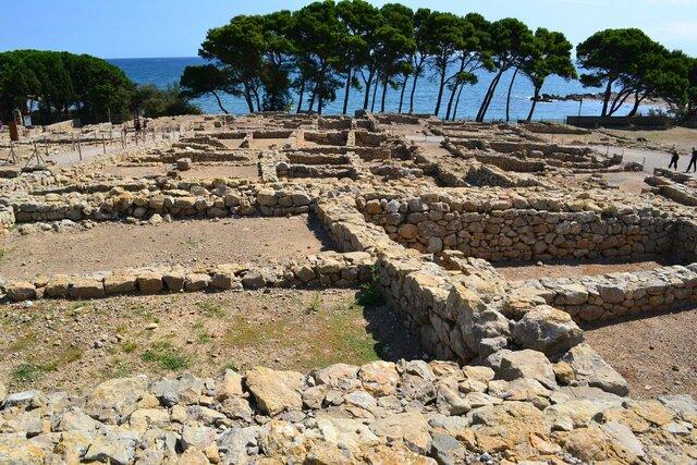 Arribada romana a Empúries