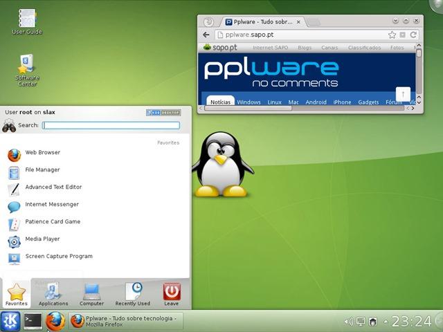 Slax Linux