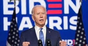 Joe Biden escollit com a president (politica)