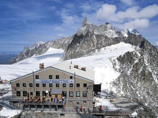 Anar al Mont Blanc