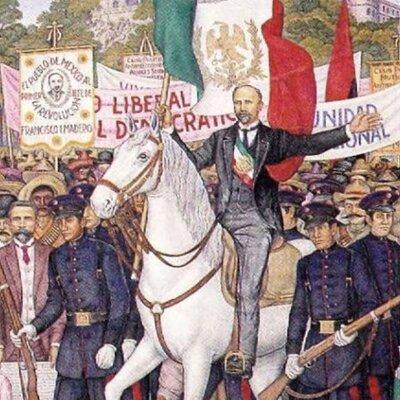 Cronología de la Revolución Mexicana timeline