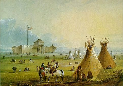 Passing of the Indian Appropriation Act