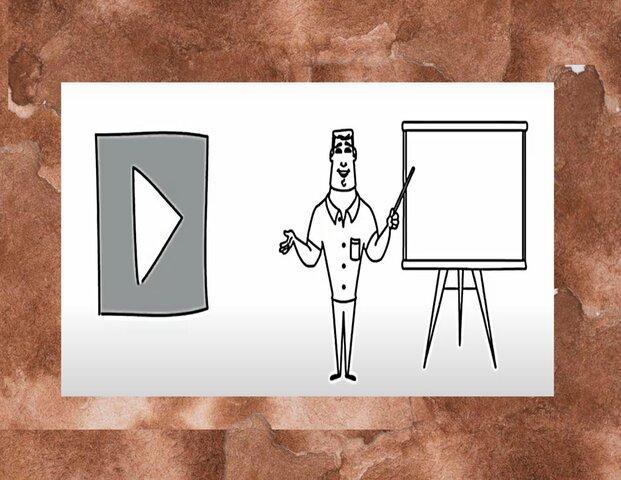 Vídeos educativos y tableros