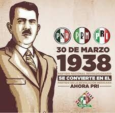 Partido de la Revolución Nacional