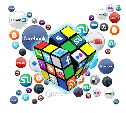 Los Medios Sociales