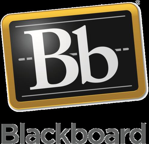 Aparece el blackboard.