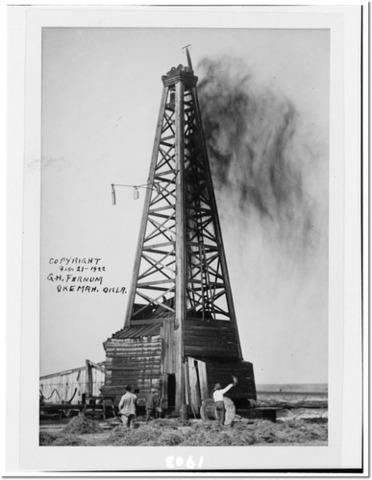 Modern oil