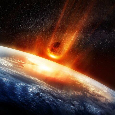 Kriidi-Tertsiaari väljasuremine ehk Maa ja dinosauruste-tappija asteroidi kokkupõrge