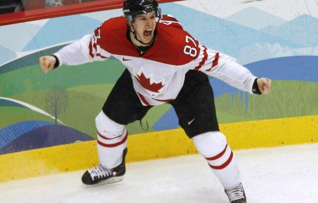 Victoire du Canada au hockey aux Jeux Olympiques de Vancouer