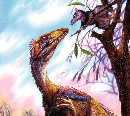 Esimene dinosaurus Eoraptor