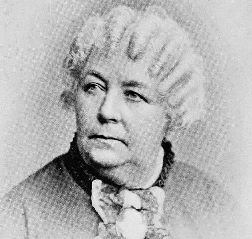 Elizabeth Stanton fallece.
